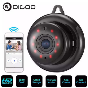 Digoo Dg-myq Hd 720 P Câmera Ip Onvif Wi-fi Sem Fio Intelig