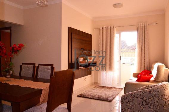Apartamento Com 2 Dormitórios À Venda, 61 M² Por R$ 270,00 - Green Village - Nova Odessa/sp - Ap2080