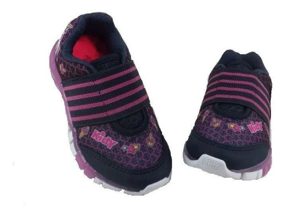 Tenis Kidy Inf. Feminino Flex Light
