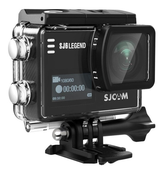 Camera Sjcam Sj6 Legend Original 4k Wifi 16mp Touch Screen