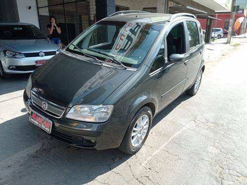 Imagem 1 de 5 de Fiat Idea 2010 1.4 Elx Flex 5p
