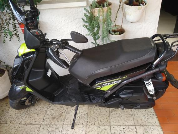 Moto Bws - Modelo 2016