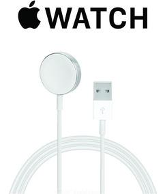 Carregador Cabo Apple Watch Original Apple Na Caixa (1metro)