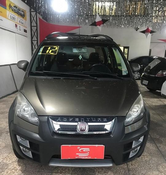 Fiat Idea Adventure 1.8 ** 2012