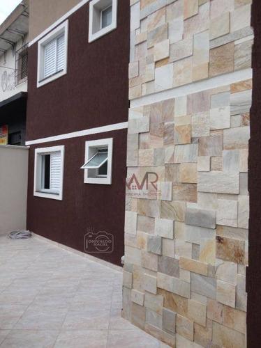Imagem 1 de 17 de Apartamento Com 2 Dormitórios À Venda, 37 M² Por R$ 240.000,00 - Artur Alvim - São Paulo/sp - Ap0970