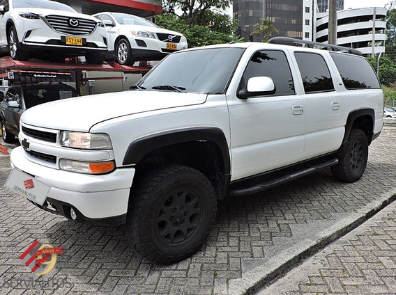 Chevrolet Suburban 4x4 At 5.4 2005 Eju727