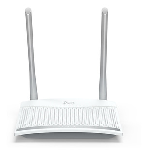 Roteador Wireless Tp-link Wr820n 300mbps - Nota Fiscal