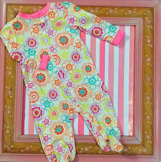 Set Paquete 3 Mamelucos Bebé - Conjunto Niñas Nuevo
