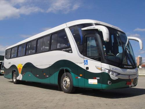 Ônibus Marcopolo Paradiso 1050 G7 Executivo Fretamentos K310