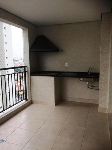 Imagem 1 de 21 de Apartamento Com 2 Dormitórios, 80 M² - Venda Ou Aluguel - Independência - São Bernardo Do Campo/sp - Ap63626