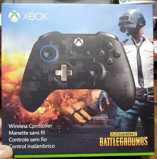 Xbox One Control Pugb Edicion Especial Sellado