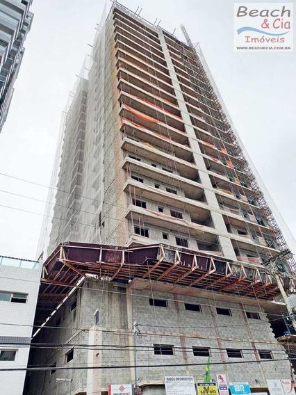 Apartamento 3 Dorms, Ocian, Praia Grande - R$ 40 Mil, Ap00734 - Vap00734