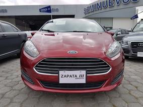 Ford Fiesta Se Sedan Mt