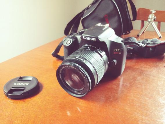 Câmera Canon Eos T6 Rebel