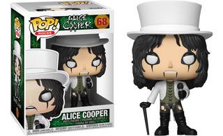 Figura Funko Pop Rocks - Alice Cooper