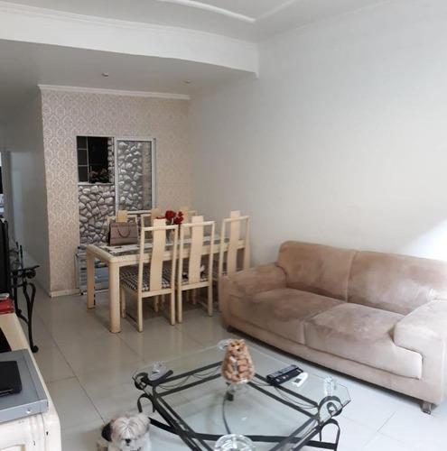 Casa À Venda, 80 M² Por R$ 320.000,00 - Luz - Nova Iguaçu/rj - Ca0317