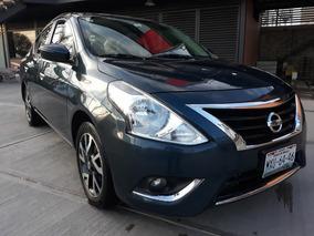 Nissan Versa 2016 Automático, Motor 1.6 Lts Exclusive Navi