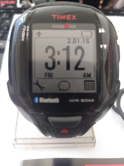 Relógio Timex Ironman Bluetooth Smarth Conecta Com Celular