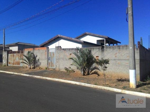 Casa No Condomínio Estância Hípica, Nova Odessa, Ca6001. - Ca6001