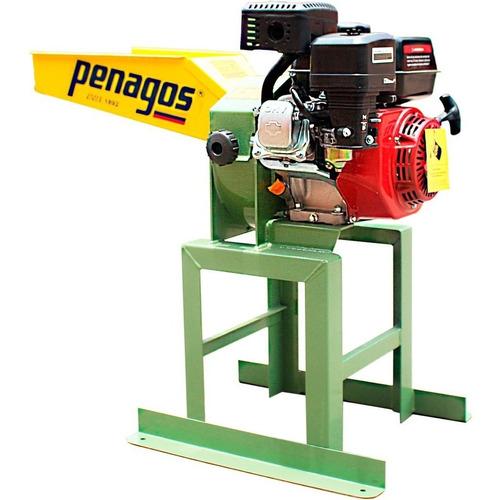 Picapasto Motor Gasolina 6.5hp 1000 Kg/hora Equipmaster