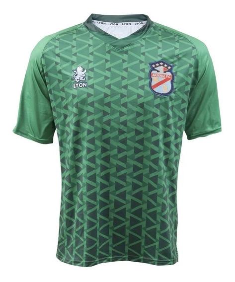 Camiseta Arsenal De Sarandi Arquero Titular Nuevo Modelo