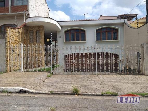 Casa Com 3 Dormitórios À Venda, 234 M² Por R$ 850.000,00 - Engenheiro Goulart - São Paulo/sp - Ca0266