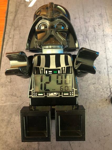Remato Despertador Lego Darth Vader