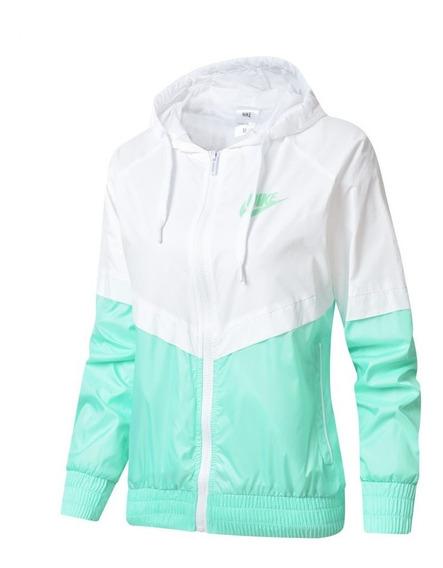 Corta Vento Nike Feminina Lançamento Branca
