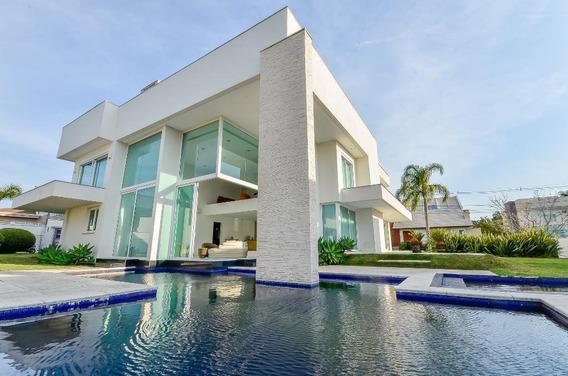 Casa Com 4 Dormitórios, 750 M² - Venda Por R$ 7.100.000,00 Ou Aluguel Por R$ 23.900,00/mês - Alphaville Graciosa - Pinhais/pr - Ca0123