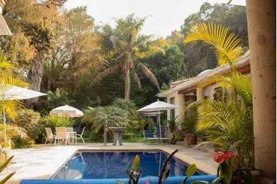 Residencia En Venta En Rancho Cortés, Cuernavaca