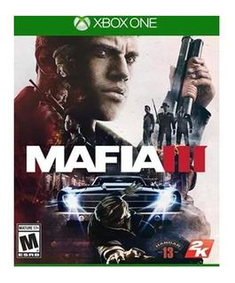Xbox One Juego Mafia Iii Nuevo Y Sellado / Original.
