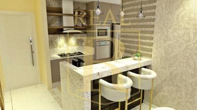 Apartamento Para Venda Em Guarapuava, Santa Cruz - 807064