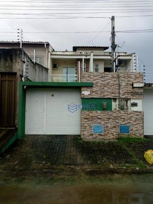 Casa Com 3 Dormitórios À Venda, 99 M² Por R$ 265.000 - Maraponga - Fortaleza/ce - Ca0789