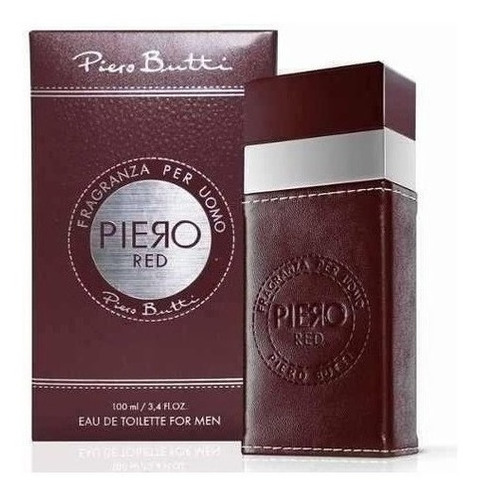 Imagen 1 de 1 de Perfume Original Piero Butti Red Men Edt 100ml / Superstore