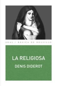Imagen 1 de 3 de La Religiosa, Diderot, Ed. Akal