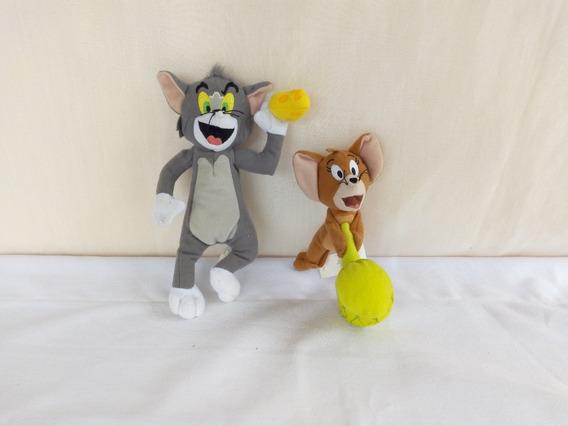 Pelúcia Tom E Jerry Hanna Barbera Mc Donalds 2010