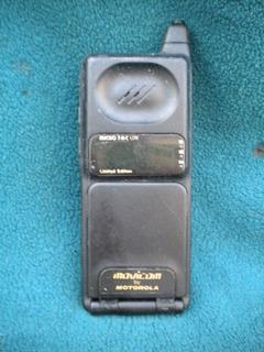 Antiguo Celular Movicom Motorola Edicion Limitada