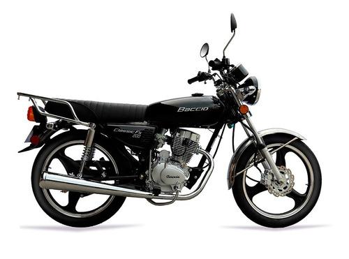 Baccio Classic Fx 200 - Moped