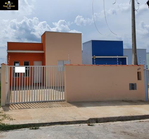 Ótima Casa À Venda No Bairro Água Branca Boituva-sp - Ca00419 - 69277907