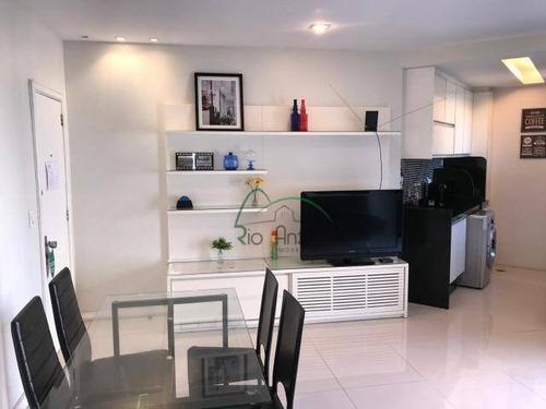 Flat - Venda - Av. Princesa Isabel - Copacabana - Ap1293