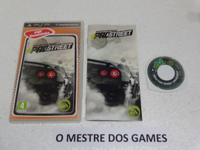 Need For Speed Prostreet Original Para Psp Confira As Fotos