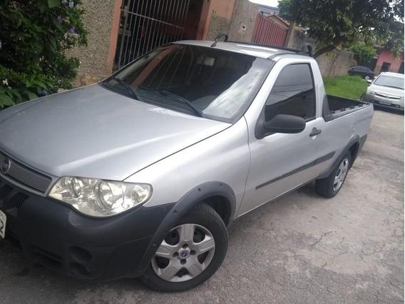 Fiat Strada 1.8 Trekking Flex 2p 2007