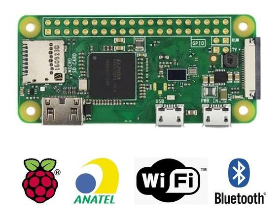 Raspberry Pi Zero W Anatel