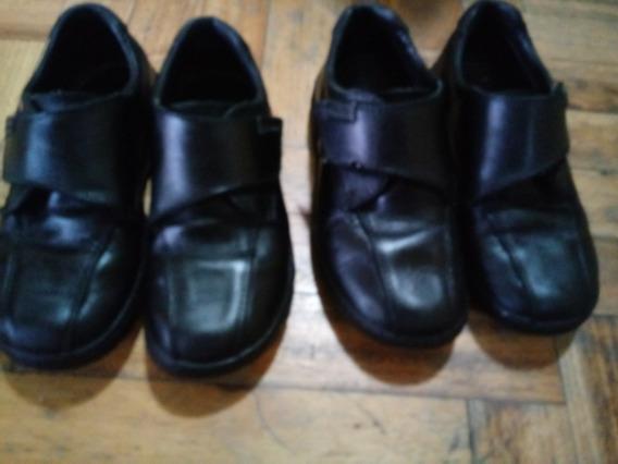 Zapatos Escolares Marcel Nª 29 Y Nª 30. Precio Por Los Dos.
