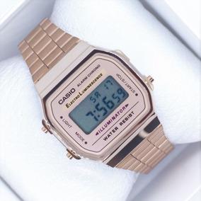 f689dac90c39 Reloj Casio Vintage Cobre - Reloj de Pulsera en Mercado Libre México