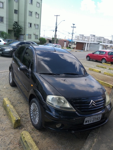 Imagem 1 de 9 de Citroën C3 2006 1.6 16v Exclusive Flex 5p