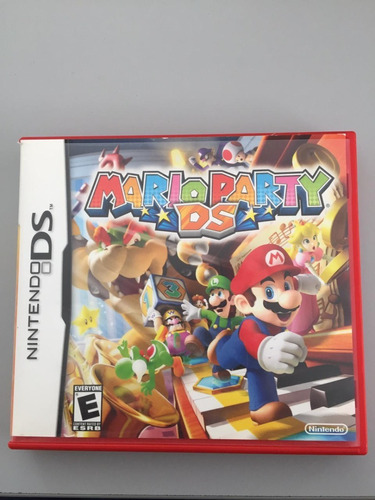 Imagen 1 de 6 de Super Mario Party Nintendo Ds