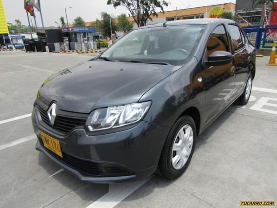 Renault Logan New Logan 1.6