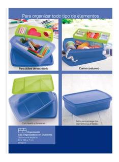 Caja Organizadora Tupperware