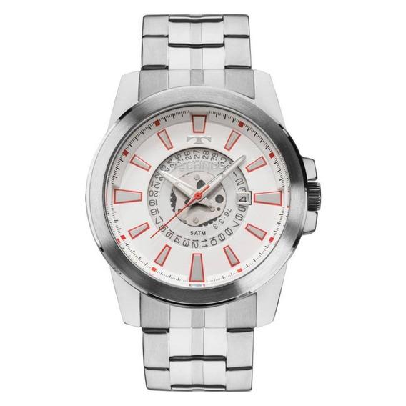 Relógio Technos Masculino Sport Prateado 2117lah/1b + Nf